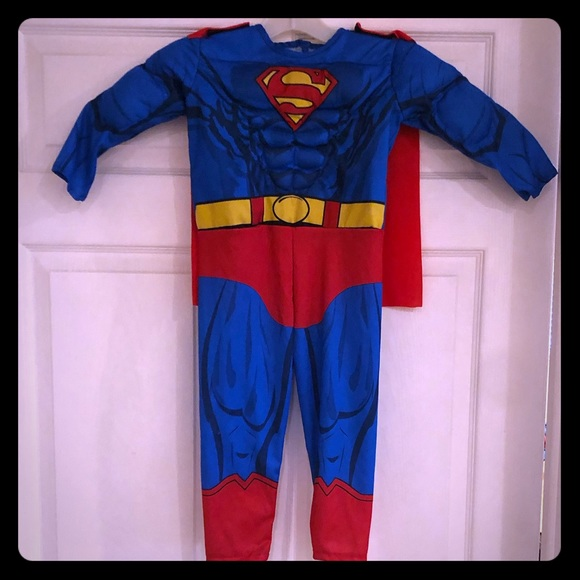 Other - SuperMan Costume Toddler 2T-3T